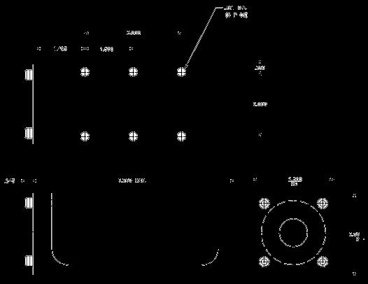 DK180 Dimensions